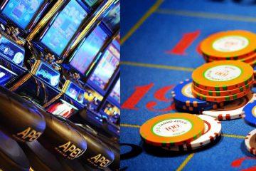 Casino Atrium – Hilton