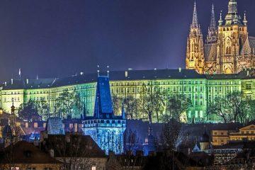 110 הטירות הכי יפות בצ'כיה