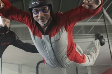 Větrný tunel – Indoor Skydiving